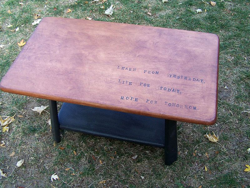 Word bench1