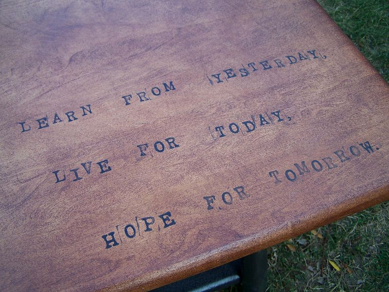 Word bench2