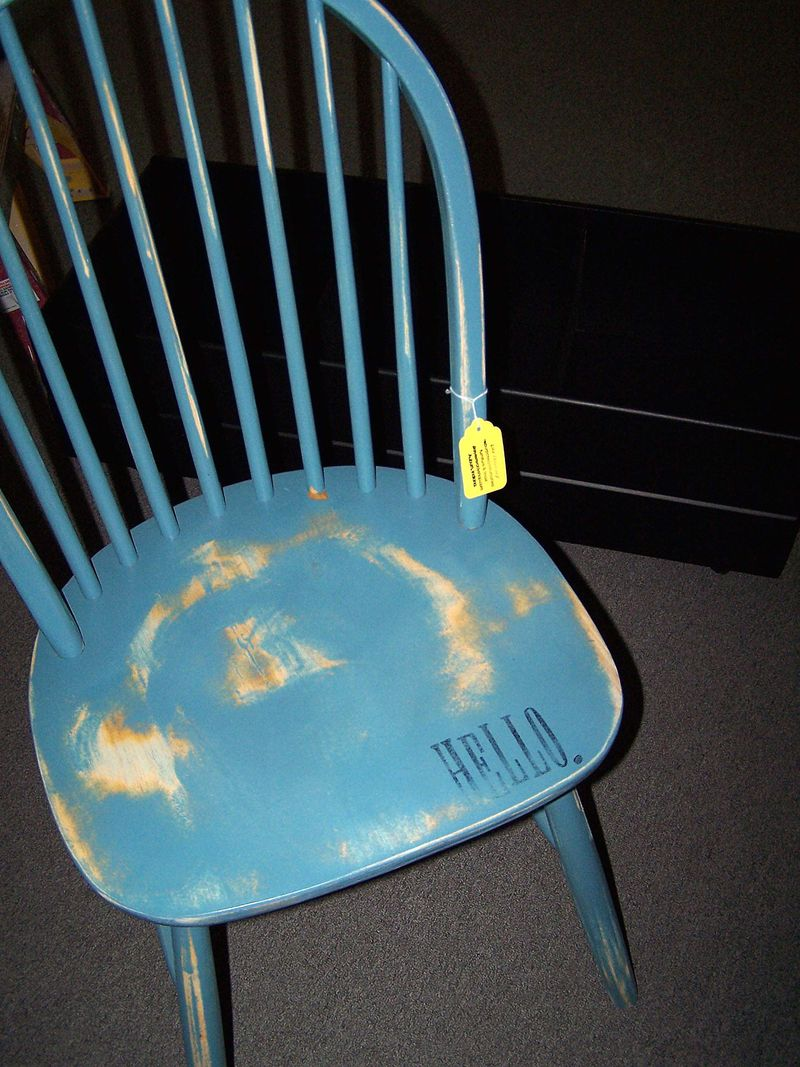 Teal hello chair1